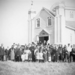 Sundown Ukrainian Orthodox Church Parishioners (1940s)